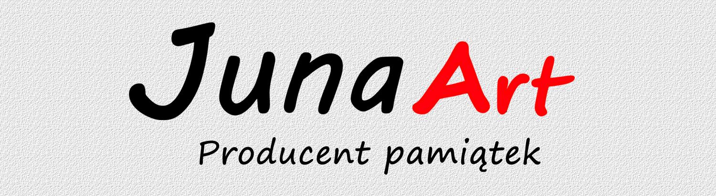 JunaArt - Producent pamiątek Logo